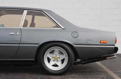 Used 1984 Ferrari 400i Used 1984 Ferrari 400i for sale Sold at Cauley Ferrari in West Bloomfield MI 35