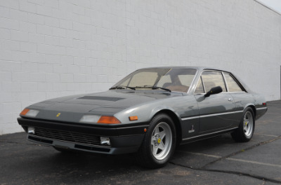 Used 1984 Ferrari 400i Used 1984 Ferrari 400i for sale Sold at Cauley Ferrari in West Bloomfield MI 36