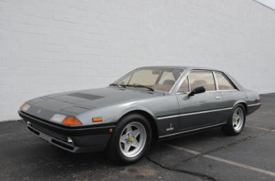Used 1984 Ferrari 400i Used 1984 Ferrari 400i for sale Sold at Cauley Ferrari in West Bloomfield MI 37