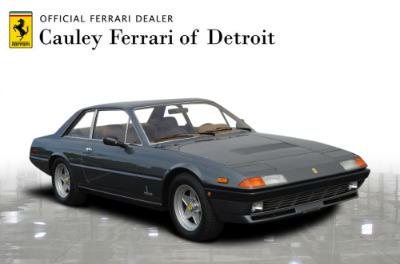 Used 1984 Ferrari 400i Used 1984 Ferrari 400i for sale Sold at Cauley Ferrari in West Bloomfield MI 4