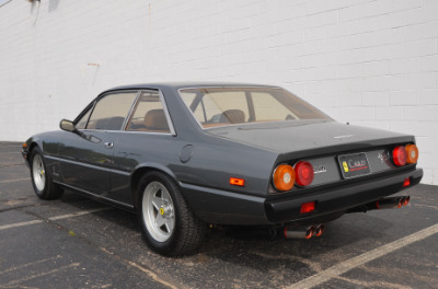 Used 1984 Ferrari 400i Used 1984 Ferrari 400i for sale Sold at Cauley Ferrari in West Bloomfield MI 41