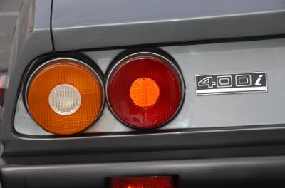 Used 1984 Ferrari 400i Used 1984 Ferrari 400i for sale Sold at Cauley Ferrari in West Bloomfield MI 43