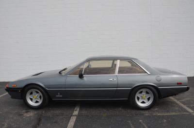 Used 1984 Ferrari 400i Used 1984 Ferrari 400i for sale Sold at Cauley Ferrari in West Bloomfield MI 45