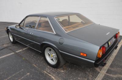 Used 1984 Ferrari 400i Used 1984 Ferrari 400i for sale Sold at Cauley Ferrari in West Bloomfield MI 46