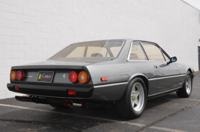 Used 1984 Ferrari 400i Used 1984 Ferrari 400i for sale Sold at Cauley Ferrari in West Bloomfield MI 48