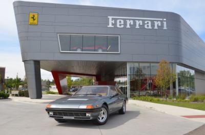 Used 1984 Ferrari 400i Used 1984 Ferrari 400i for sale Sold at Cauley Ferrari in West Bloomfield MI 49