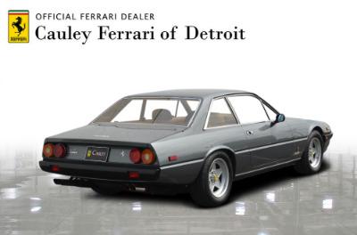 Used 1984 Ferrari 400i Used 1984 Ferrari 400i for sale Sold at Cauley Ferrari in West Bloomfield MI 6