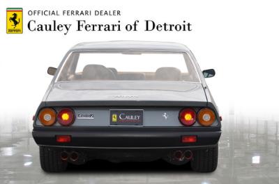 Used 1984 Ferrari 400i Used 1984 Ferrari 400i for sale Sold at Cauley Ferrari in West Bloomfield MI 7