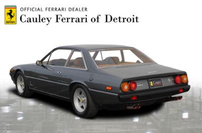 Used 1984 Ferrari 400i Used 1984 Ferrari 400i for sale Sold at Cauley Ferrari in West Bloomfield MI 8