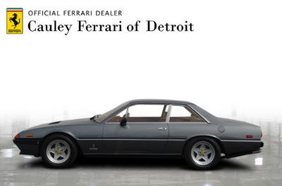 Used 1984 Ferrari 400i Used 1984 Ferrari 400i for sale Sold at Cauley Ferrari in West Bloomfield MI 9