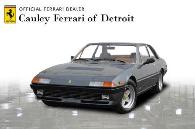 Used 1984 Ferrari 400i Used 1984 Ferrari 400i for sale Sold at Cauley Ferrari in West Bloomfield MI 1
