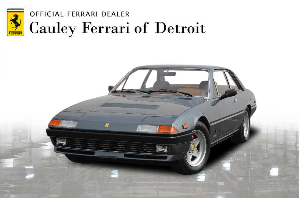 Used 1984 Ferrari 400i