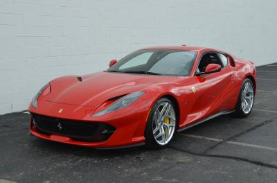 Used 2018 Ferrari 812 Superfast Used 2018 Ferrari 812 Superfast for sale $369,900 at Cauley Ferrari in West Bloomfield MI 10