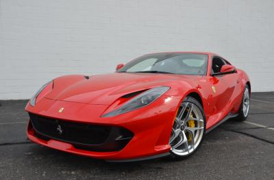Used 2018 Ferrari 812 Superfast Used 2018 Ferrari 812 Superfast for sale $369,900 at Cauley Ferrari in West Bloomfield MI 51