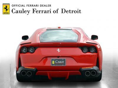 Used 2018 Ferrari 812 Superfast Used 2018 Ferrari 812 Superfast for sale $334,900 at Cauley Ferrari in West Bloomfield MI 7