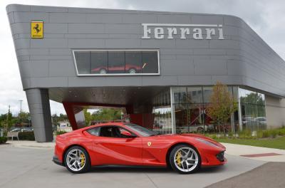 Used 2018 Ferrari 812 Superfast Used 2018 Ferrari 812 Superfast for sale $334,900 at Cauley Ferrari in West Bloomfield MI 74
