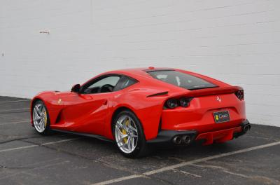 Used 2018 Ferrari 812 Superfast Used 2018 Ferrari 812 Superfast for sale $369,900 at Cauley Ferrari in West Bloomfield MI 8
