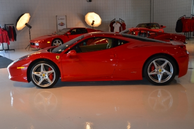 Used 2013 Ferrari 458 Italia Used 2013 Ferrari 458 Italia for sale Sold at Cauley Ferrari in West Bloomfield MI 10