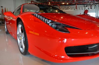 Used 2013 Ferrari 458 Italia Used 2013 Ferrari 458 Italia for sale Sold at Cauley Ferrari in West Bloomfield MI 16