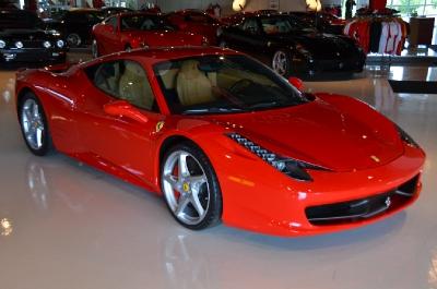 Used 2013 Ferrari 458 Italia Used 2013 Ferrari 458 Italia for sale Sold at Cauley Ferrari in West Bloomfield MI 5