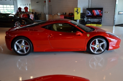 Used 2013 Ferrari 458 Italia Used 2013 Ferrari 458 Italia for sale Sold at Cauley Ferrari in West Bloomfield MI 6