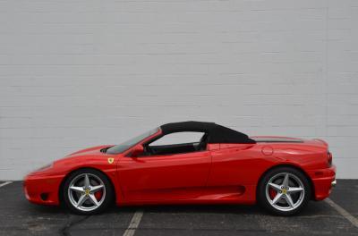 Used 2001 Ferrari 360 Spider Used 2001 Ferrari 360 Spider for sale Sold at Cauley Ferrari in West Bloomfield MI 17