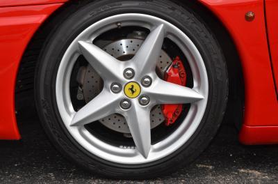 Used 2001 Ferrari 360 Spider Used 2001 Ferrari 360 Spider for sale Sold at Cauley Ferrari in West Bloomfield MI 20