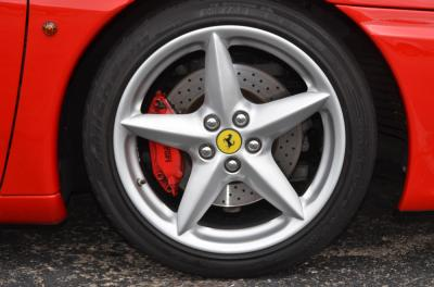 Used 2001 Ferrari 360 Spider Used 2001 Ferrari 360 Spider for sale Sold at Cauley Ferrari in West Bloomfield MI 22