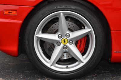 Used 2001 Ferrari 360 Spider Used 2001 Ferrari 360 Spider for sale Sold at Cauley Ferrari in West Bloomfield MI 23