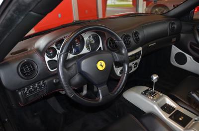 Used 2001 Ferrari 360 Spider Used 2001 Ferrari 360 Spider for sale Sold at Cauley Ferrari in West Bloomfield MI 33