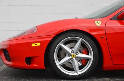 Used 2001 Ferrari 360 Spider Used 2001 Ferrari 360 Spider for sale Sold at Cauley Ferrari in West Bloomfield MI 59