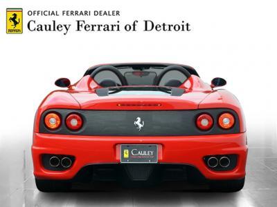 Used 2001 Ferrari 360 Spider Used 2001 Ferrari 360 Spider for sale Sold at Cauley Ferrari in West Bloomfield MI 7