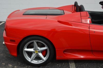 Used 2001 Ferrari 360 Spider Used 2001 Ferrari 360 Spider for sale Sold at Cauley Ferrari in West Bloomfield MI 76