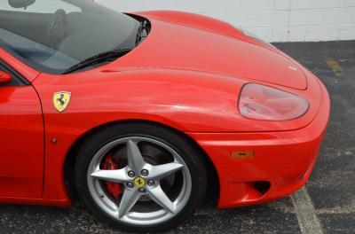 Used 2001 Ferrari 360 Spider Used 2001 Ferrari 360 Spider for sale Sold at Cauley Ferrari in West Bloomfield MI 78
