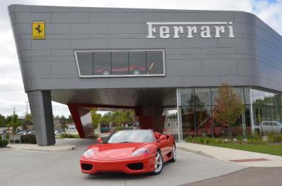 Used 2001 Ferrari 360 Spider Used 2001 Ferrari 360 Spider for sale Sold at Cauley Ferrari in West Bloomfield MI 83