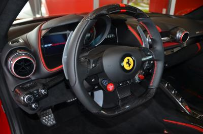 New 2020 Ferrari 812 Superfast New 2020 Ferrari 812 Superfast for sale Sold at Cauley Ferrari in West Bloomfield MI 26