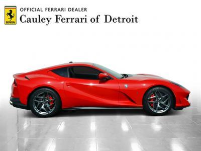 New 2020 Ferrari 812 Superfast New 2020 Ferrari 812 Superfast for sale Sold at Cauley Ferrari in West Bloomfield MI 5