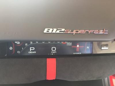 New 2020 Ferrari 812 Superfast New 2020 Ferrari 812 Superfast for sale Sold at Cauley Ferrari in West Bloomfield MI 53