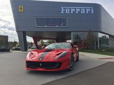 New 2020 Ferrari 812 Superfast New 2020 Ferrari 812 Superfast for sale Sold at Cauley Ferrari in West Bloomfield MI 57