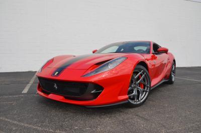 New 2020 Ferrari 812 Superfast New 2020 Ferrari 812 Superfast for sale Sold at Cauley Ferrari in West Bloomfield MI 58
