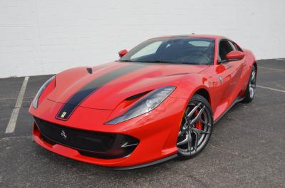 New 2020 Ferrari 812 Superfast New 2020 Ferrari 812 Superfast for sale Sold at Cauley Ferrari in West Bloomfield MI 59