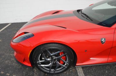 New 2020 Ferrari 812 Superfast New 2020 Ferrari 812 Superfast for sale Sold at Cauley Ferrari in West Bloomfield MI 70