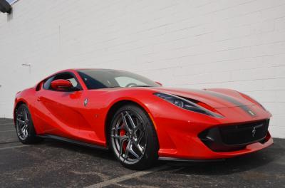 New 2020 Ferrari 812 Superfast New 2020 Ferrari 812 Superfast for sale Sold at Cauley Ferrari in West Bloomfield MI 84
