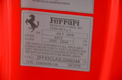 New 2020 Ferrari 812 Superfast New 2020 Ferrari 812 Superfast for sale Sold at Cauley Ferrari in West Bloomfield MI 95
