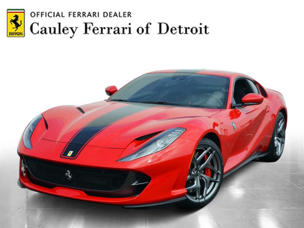 New 2020 Ferrari 812 Superfast