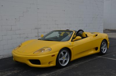 Used 2004 Ferrari 360 Spider Used 2004 Ferrari 360 Spider for sale $89,900 at Cauley Ferrari in West Bloomfield MI 10