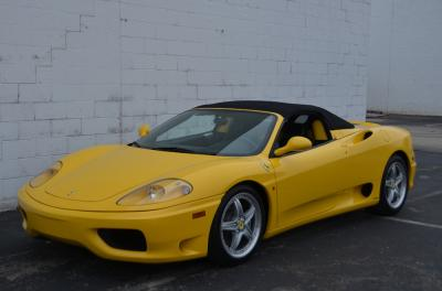 Used 2004 Ferrari 360 Spider Used 2004 Ferrari 360 Spider for sale $89,900 at Cauley Ferrari in West Bloomfield MI 16