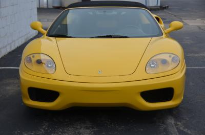 Used 2004 Ferrari 360 Spider Used 2004 Ferrari 360 Spider for sale $89,900 at Cauley Ferrari in West Bloomfield MI 17