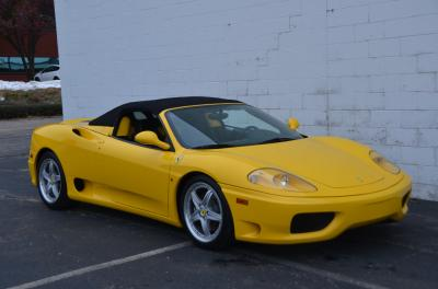 Used 2004 Ferrari 360 Spider Used 2004 Ferrari 360 Spider for sale $89,900 at Cauley Ferrari in West Bloomfield MI 18