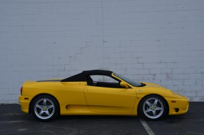 Used 2004 Ferrari 360 Spider Used 2004 Ferrari 360 Spider for sale $89,900 at Cauley Ferrari in West Bloomfield MI 19